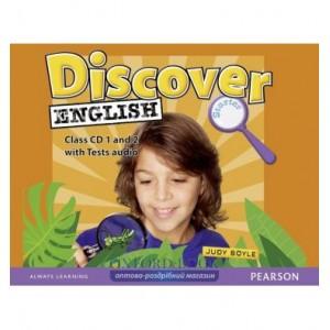 Discover English Starter Class CDs ISBN 9781405866583