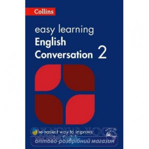 English Conversation 2nd Edition Book2 with Audio CD Collins Dictionaries ISBN 9780008101756