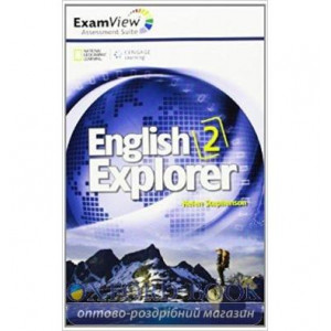 English Explorer 2 ExamView CD-ROM Stephenson, H ISBN 9781111356989