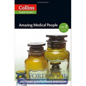 Amazing Medical People with Mp3 CD Level 2 ISBN 9780007545094