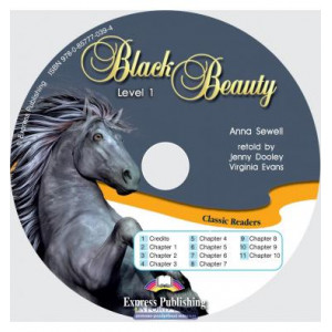 Black Beauty CD ISBN 9780857770394