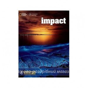 Робочий зошит Impact 4 Workbook with Audio CD Fast, T ISBN 9781337293952