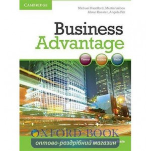 Business Advantage Upper-Intermediate Class CDs ISBN 9780521132183
