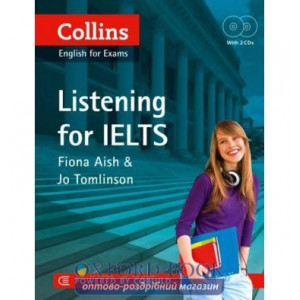 Collins English for IELTS: Listening with CDs (2) Aish, F ISBN 9780007423262