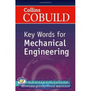 Key Words for Mechanical Engineering Book with Mp3 CD ISBN 9780007489787