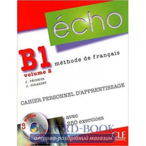 Echo B1.2 Cahier dexercices + CD audio + corriges ISBN 9782090385762