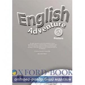 Книга English Adventure 2 Poster ISBN 9780582793842