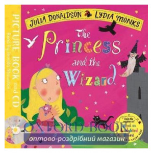 Книга The Princess and the Wizard ISBN 9781509864089