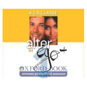 Alter Ego+ 1 CD Classe ISBN 3095561959796