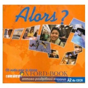 Alors? 2 CD Classe ISBN 9782278060658