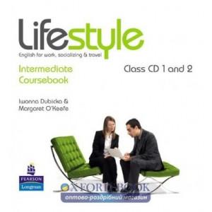 Lifestyle Intermediate Class CDs ISBN 9781405863810