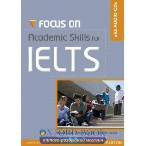 Focus on IELTS Academic Skills with CD ISBN 9781408259016