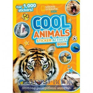 Книга Cool Animals ISBN 9781426311130