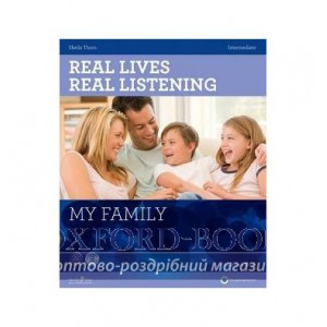 Real Lives, Real Listening Intermediate My Family with CD Thorn, S ISBN 9781907584497