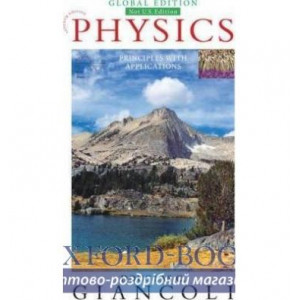 Книга Physics: Principles with Applications with Masteringphysics ISBN 9781292057552