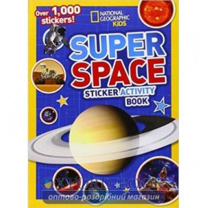 Книга Super Space ISBN 9781426315565