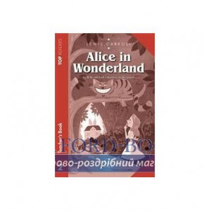 Книга для вчителя Level 2 Alice In Wonderland teachers book Pack Carroll, L ISBN 9786180515541