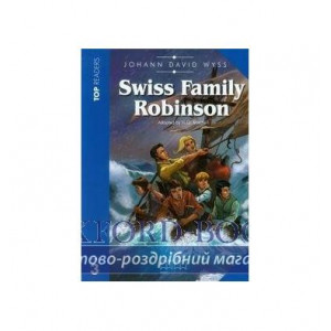 Книга Top Readers Level 3 Swiss Family Robinson Pre-Intermediate Book with CD ISBN 2000096216772