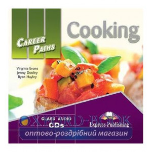 Career Paths Cooking Class CDs ISBN 9781471513640