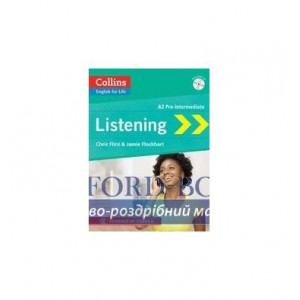 Listening A2 with CD Flint,C ISBN 9780007497751