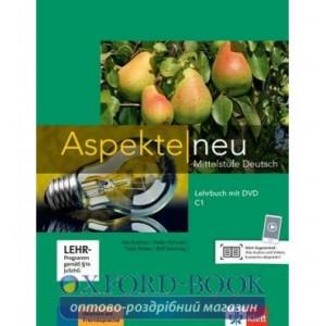 Aspekte neu C1 Lehrbuch mit DVD ISBN 9783126050340