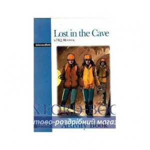 Робочий зошит Level 4 Lost in the Cave Intermediate Arbeitsbuch Mitchell, H ISBN 9789603790921