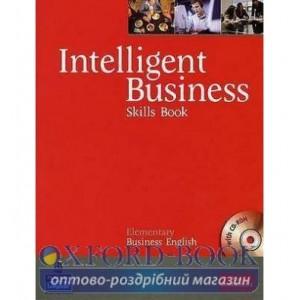 Intelligent Business Elementary Skills+CD ISBN 9781405881418