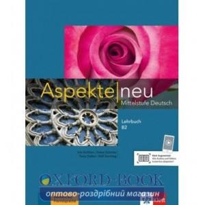 Aspekte 2 Neu B2 Lehrbuch ohne DVD ISBN 9783126050258