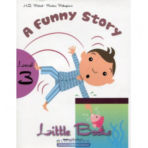 Level 3 A Funny Story (with CD-ROM) Mitchell, H ISBN 9789604784363