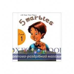 Level 1 5 Marbles (with CD-ROM) Mitchell, H ISBN 9789604783465