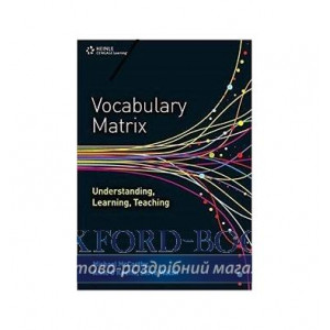 Словник Vocabulary Matrix: Understanding, Learning, Teaching McCarthy, M ISBN 9781424052530