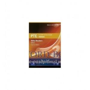Книга для вчителя PTE Test of English General Skills Booster 2 Teachers book+CD Pack ISBN 9781408277935