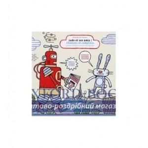 Ludo et ses amis 1 CD comptines Marchois, C ISBN 9782278064243