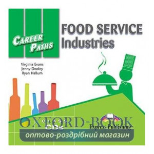 Career Paths Food Service Industries Class CDs ISBN 9781471520327