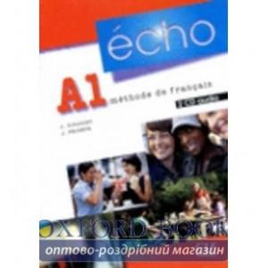 Книга Echo A1 Collectifs CD ISBN 9782090325522