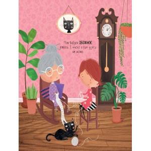 Час із книгою: Моя бабуся та не в мiру захопливе в'язання Ровена Бліт