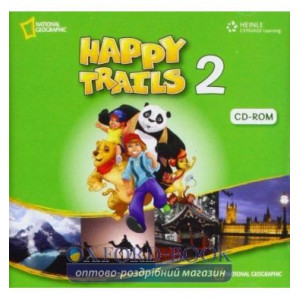 Happy Trails 2 CD-ROM Heath, J ISBN 9781111399429