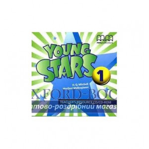 Книга Young Stars 1 TRP CD-ROM Mitchell, H.Q. ISBN 9786180502268