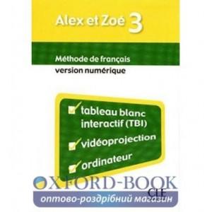 Книга для вчителя Alex et Zoe Nouvelle 3 teachers book Samson, C ISBN 9782090325652