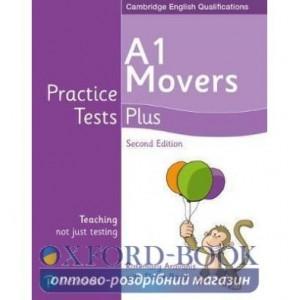 Підручник Practice Tests Plus 2ed Movers Students Book ISBN 9781292240244