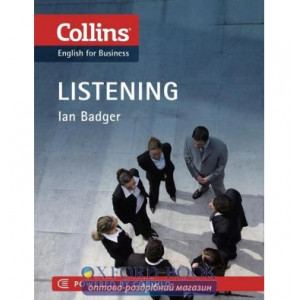 Listening with CD Badger, I ISBN 9780007423217