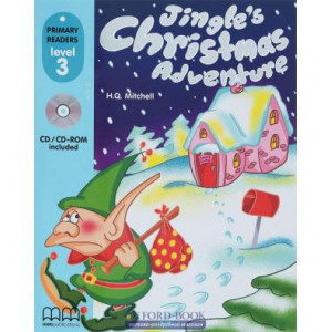 Level 3 Jingles Christmas Adventure with CD-ROM Mitchell, H ISBN 9789604430369