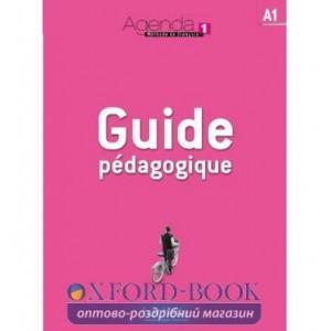 Книга Agenda 1 Guide Pedagogique ISBN 9782011558060