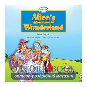 Alices Adventure in Wonderland CD ISBN 9781845589134