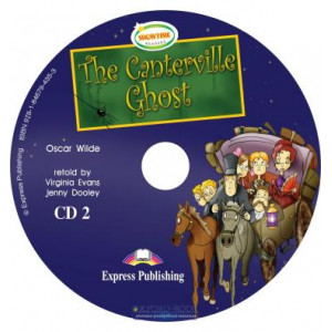 Canterville Ghost CDs ISBN 9781846794353