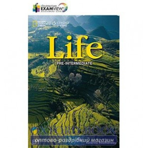 Life Pre-Intermediate ExamView CD-ROM Dummett, P ISBN 9781285199122