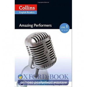 Amazing Performers with Mp3 CD Level 1 ISBN 9780007545087