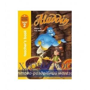 Книга для вчителя Level 2 Aladdin teachers book ISBN 9789603794677