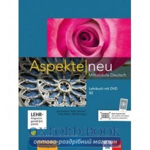 Aspekte 2 Neu B2 Lehrbuch mit DVD ISBN 9783126050241