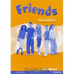 Робочий зошит Friends start workbook ISBN 9780582306578